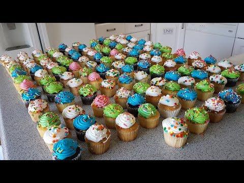 125 Cupcake Challenge (12,083 Calories) - Thời lượng: 8 phút, 18 giây.