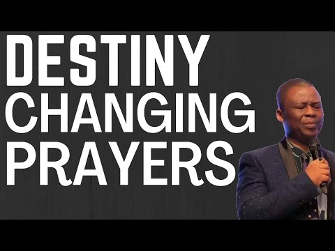 POWERFUL PRAYERS TO SECURE YOUR DESTINY - DR D.K. OLUKOYA