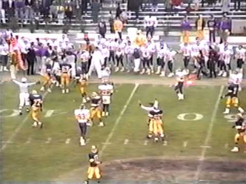 1989 SC High School 4A State Championship - Northwestern vs Lancaster