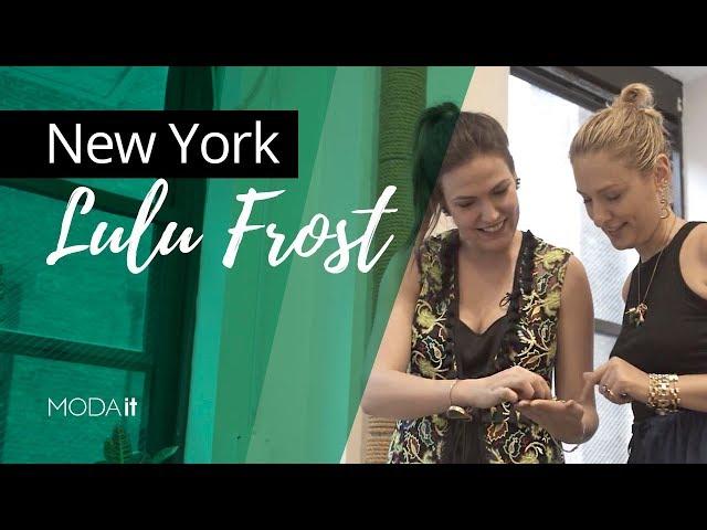 Moda it entrevista Lulu Frost - Moda it