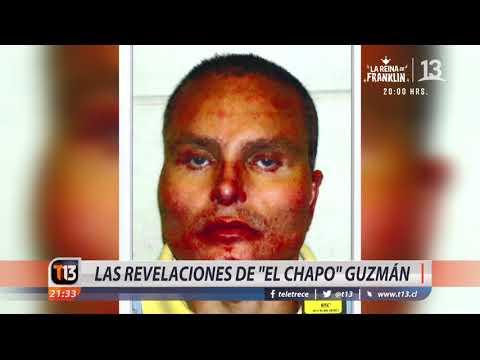 """Las revelaciones de """"El Chapo"""" Guzmán"""