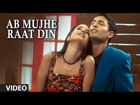 Video Ab Mujhe Raat Din (Full Video Song) Sonu Nigam Hit Album