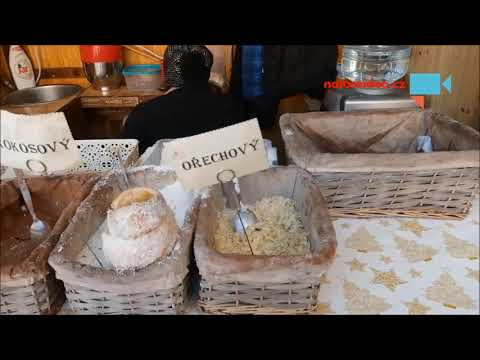 Předadventní trhy na Hájích.
