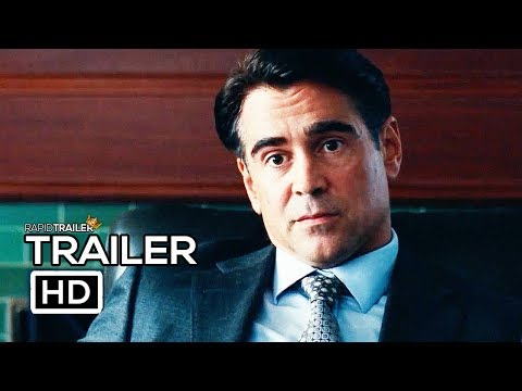 WIDOWS Official Trailer #2 (2018) Colin Farrell, Liam Neeson Thriller Movie HD