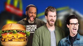 Video Good Mythical Morning: The Big Shack Burger Review MP3, 3GP, MP4, WEBM, AVI, FLV April 2018
