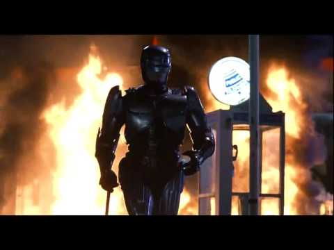 RoboCop 1987 Film Clips Dead Or Alive You're Coming With Me!