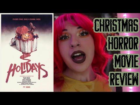 "HOLIDAYS (2016 ANTHOLOGY) ""CHRISTMAS"" | CHRISTMAS HORROR MOVIE REVIEW"