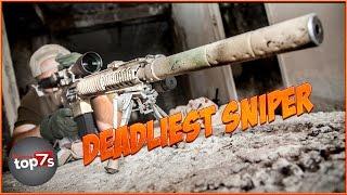 Video Top 7 Most Dangerous Military Snipers MP3, 3GP, MP4, WEBM, AVI, FLV Juli 2019