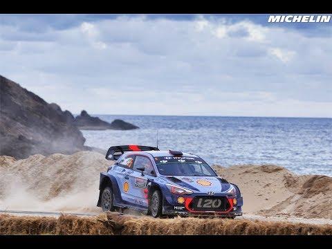 Leg 2 - Top Moment - 2017 WRC Rally Australia - Michelin Motorsport