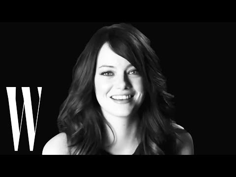 emma stone - Speaking with Lynn Hirschberg, Easy A's Emma Stone retraces her comedic roots to The Jerk, explains how a Power Point presentation got her to Hollywood and d...
