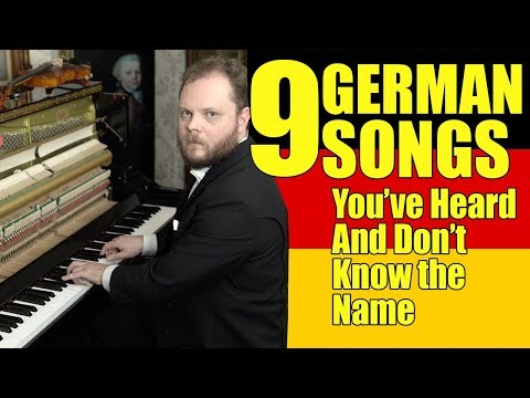 9 German Songs You've Heard and Don't Know The Name
