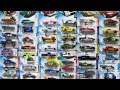 Upcoming 2019 D Case Hot Wheels Cars!