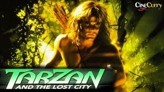 Nonton Tarzan And The Lost City   Full Movie Film Subtitle Indonesia Streaming Movie Download