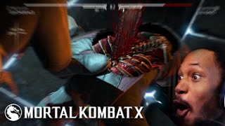 Video THE BEST X-RAY EVER   Mortal Kombat X #17 download in MP3, 3GP, MP4, WEBM, AVI, FLV Mei 2017