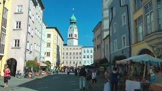 Rosenheim Germany  city photos : Germany , Bayern , Rosenheim HD 1080p50