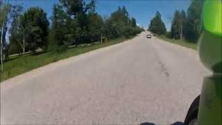 9. 2010 Kawasaki Ninja 650R - Just the open road