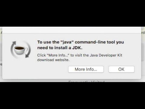 Install Java On Macbook Air