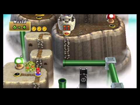 Mario Bros. Wii
