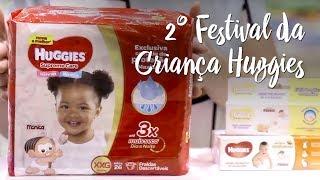 Oferta da Semana - 2º Festival da Criança Huggies
