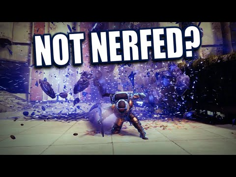 "There's Something Wrong with the Shatterdive ""Nerf"" (Destiny 2)"