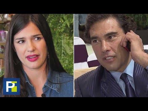 Exnovia de Eduardo Yáñez dice que el actor sabe lastimar a los que ama