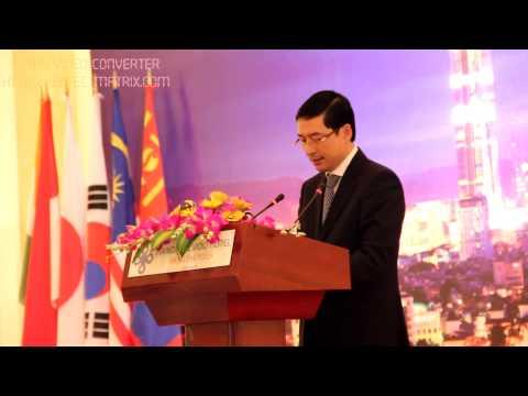 Chủ tịch HANSIBA phát biểu tham luận tại ANMC 21