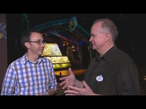 Director! - Visit http://www.InsideTheMagic.net for more about Mickey and the Magical Map! At the debut of Mickey and the Magical Map at Disneyland, Jeremiah Daws spoke ...