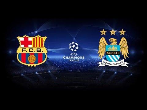 Barcelona vs Man. City Live