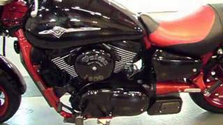 9. 2008 Kawasaki Vulcan MEAN STREAK 1600 Special Edition - eDirect Motors