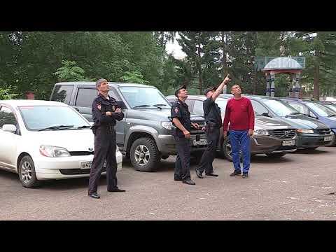 Жители Набережной 26 проснулись от громкого хлопка - DomaVideo.Ru
