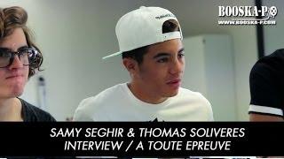 """Video Samy Seghir : """"J'passais le Bac quand on m'a proposé de jouer dans le film A toute Epreuve !"""" MP3, 3GP, MP4, WEBM, AVI, FLV Juni 2017"""