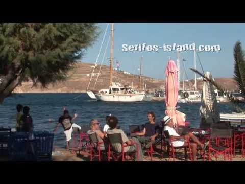 serifos: l'isola è un piccolo e ben conservato mistero