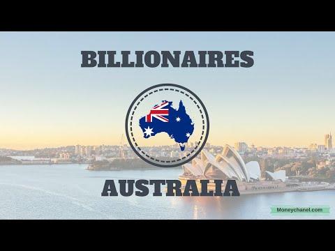 Richest People in AUSTRALIA 2018