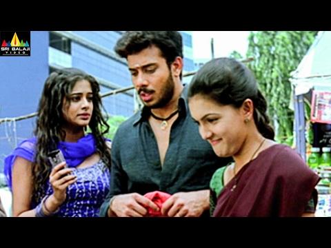 Priyamani and Bharath Comedy Scene at Hotel    Bharath, Priyamani