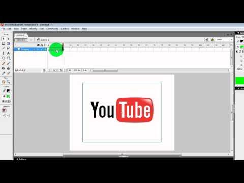 Macromedia Flash - Fade In/Fade Out Slideshow