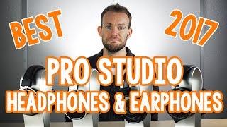 Video Best Pro Studio Headphones and Earphones to buy in 2017 MP3, 3GP, MP4, WEBM, AVI, FLV Juni 2018