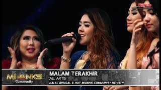 Download lagu New Pallapa Malam Terakhir Mp3