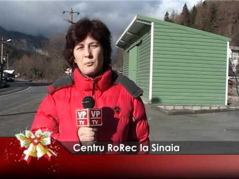 Centru RoRec la Sinaia
