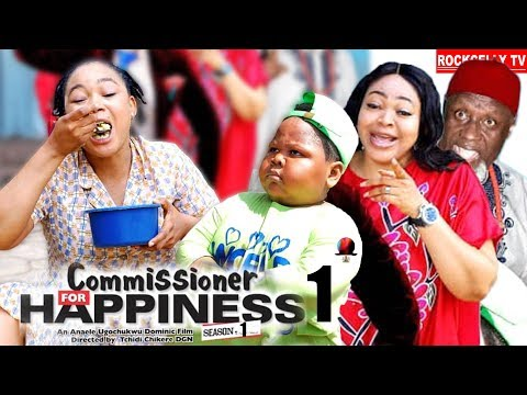 COMMISSIONER FOR HAPPINESS (SEASON 1) - RACHEAL OKONKWO Latest 2020 Nigerian Nollywood Movie Full HD