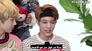 [ARABIC SUB ] 160922 SOHU TV Interview With NCT DREAM