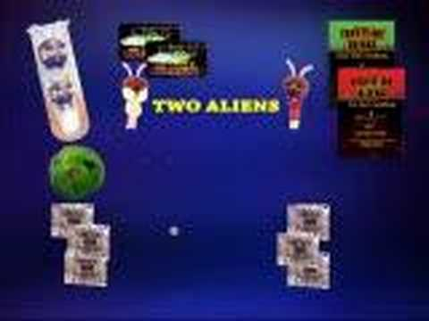 Funky alien video from G4 network of Aliens hatching