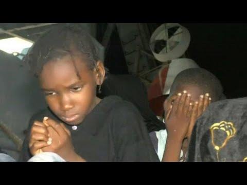Σχεδόν 1000 μετανάστες διασώθηκαν ανοικτά της Λιβύης