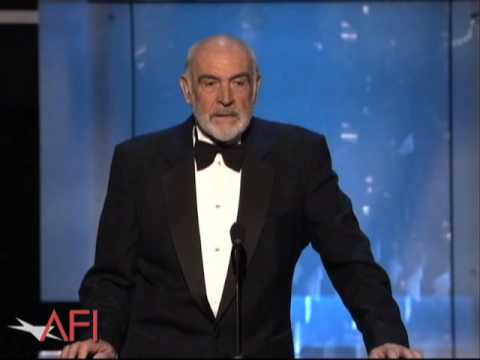 Sir Sean Connery Salutes Al Pacino at the AFI Life Achievement Award