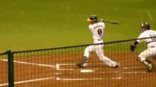 本柳和也-庄田隆弘2010年プロ野球12球団合同トライアウト@西武ドーム