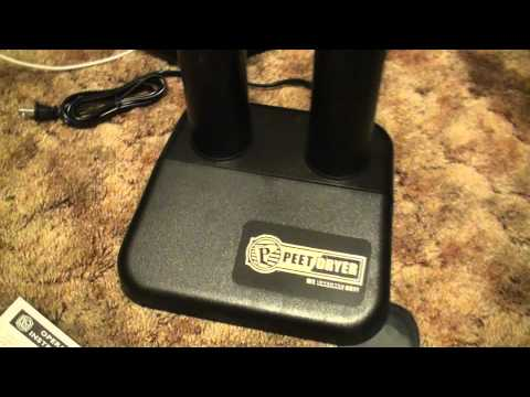 Something Every Hunter Needs- Boot dryers - The Original Peet Dryer Review