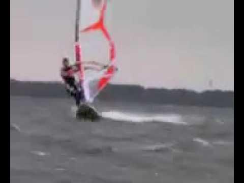 Windsurf Video vom Sturm Anfang Oktober ist fertig