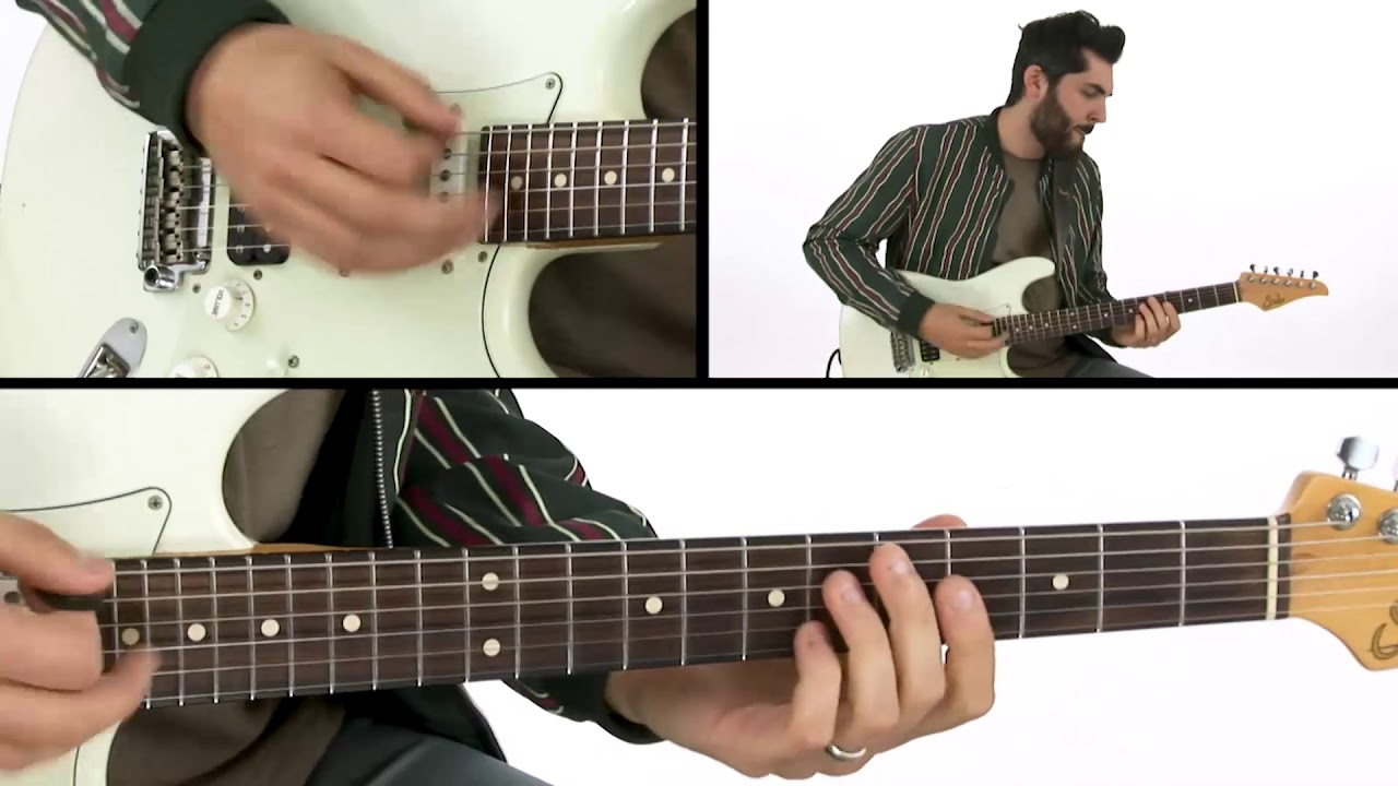 🎸Ariel Posen Guitar Lesson – Boogaloo: Demo – The Electric Storyteller