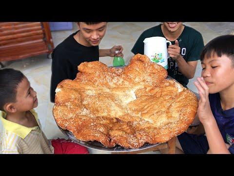 Làm Chiếc Bánh Tiêu Khổng Lồ - Thời lượng: 24:52.