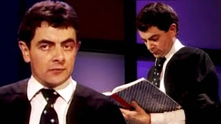 Rowan Atkinson Live - No one called Jones - Dirty words