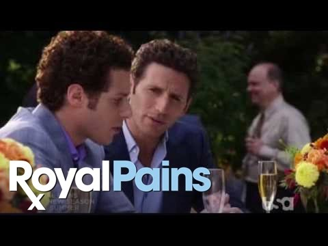Royal Pains Season 2 (Promo)